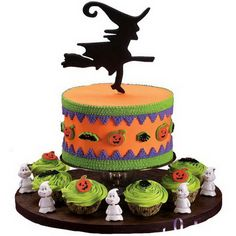 Halloween Inspired Cakes and Decorating Ideas From Wilton