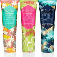 Pacifica Shave Whip Means You Can't Hibernate Your Legs Away