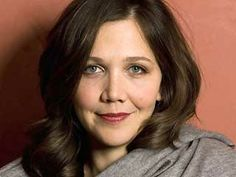 """Maggie Gyllenhaal aka """"actress I'd like to hang out with"""""""