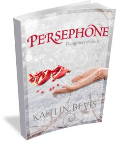 Contemporary retelling of famous Greek myth about Persephone and Hades: Persephone by Kaitlin Bevic #review #yaparanormal #mythology