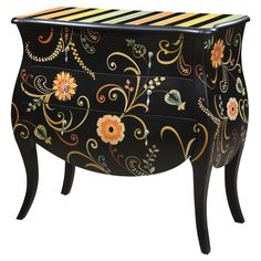 I pinned this Gail's Accents Lily Bombay Chest from the Design Report event at Joss & Main!