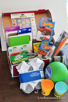 Bless a child with useful items that will meet their needs with these great ideas for practical items to pack in an Operation Christmas Child box this year!
