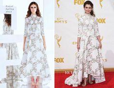 Emily Robinson In Kayat – 2015 Emmy Awards
