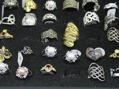Choose your bling.