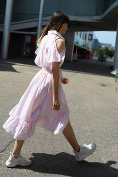 Street Style: 5 combinaciones que estilizan más que unos tacones. #streetstyle #fashionweek #mbfwmadrid #fashion #moda