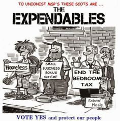 Sign for Scotland: The three poverties of Westminster