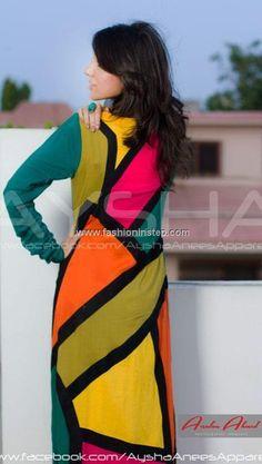 Aysha Anees Spring Summer 2013 Dresses for Girls