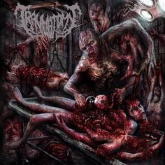 Traumatomy - Beneficial Amputation Excess Limbs [2014] (Slamming Brutal Death Metal)