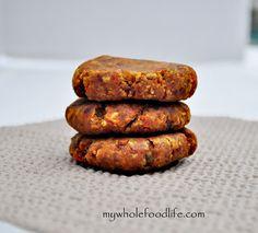 homemade carrot cake larabars