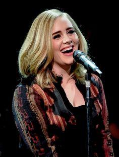 Adele on the Skavlan Show.