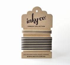 Inky Co. business card