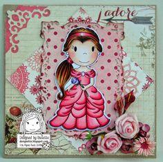 The Paper Nest: Princess Rose