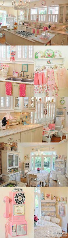 粉粉可爱之家,是你喜欢的风格么?
