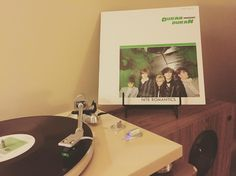 """Now playing the """"Nite Romantics"""" EP by Duran Duran. Contains the Night Versions of """"Planet Earth"""" and """"Girls On Film"""" as well as """"Khanada"""" and a cover of David Bowie's """"Fame.""""    #duranduran #simonlebon #nickrhodes #johntaylor #rogertaylor #andytaylor #vinyl #vinyllife #records #recordplayer #nowspinning #turntable #45rpm #instavinyl #vinylcollector #lps #vinyligclub #vinyljunkie #vinyloftheday #vinylcommunity #vinylporn #vinylcollection #audioporn #audiophile #vinylgram #music #goodmusic…"""