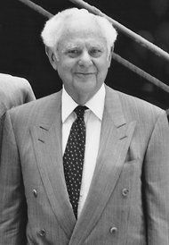 Sonny Abramson, a real estate developer in the Washington DC area, was one of the people who made the United Stated Holocaust Memorial Museum come to fruition. He was a driving force behind the design and construction of the museum. He died on March 6, 2012 at the age of 94. RIP Mr. Abramson and thank you.