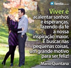 Familia.com.br | Dicas para um dia maravilhoso com quem você ama #Casamento #Citacoes