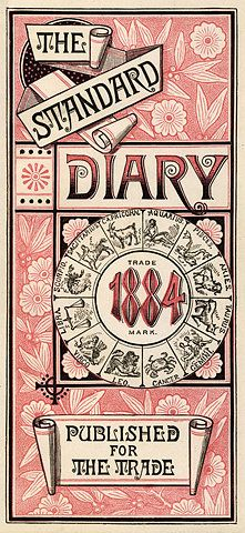 1885Diary150 | Sheaff : ephemera