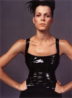Meisel Vogue Italia December 2000. Bimba Bose
