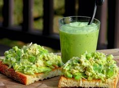 Chicken Salad with Avocado Dressing | Healthy Dinner Recipes