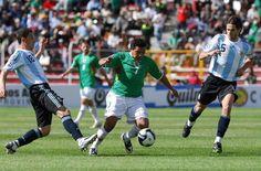 Argentine vs. México