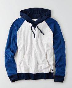 AEO Legend Hoodie, Men's, Blue