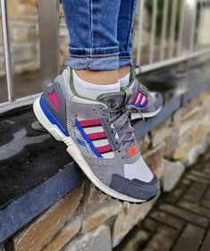 Zx Adidas, Adidas Sneakers, Plastic Lace, Adidas Originals, Air Max, Running Shoes, Kicks, Fashion, Women's Shoes Sneakers