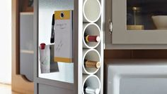 8 Creative Ideas for Making your Own DIY Wine Rack | Decor Snob Pvc Pipe Projects, Easy Diy Projects, Wine Storage, Locker Storage, Scarf Storage, Storage Hacks, Garage Storage, Unique Wine Racks, Wine Rack Design