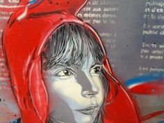 La Douce France de C215 @christianguemy à la Mairie du 13e arrondissement de Paris • Hellocoton.fr