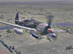 German World War II Fighter by BESERKER