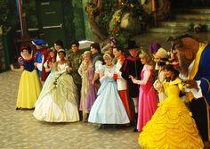 Three Disney World stories