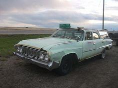 1961 Dodge Dart Station Wagon, via Flickr.