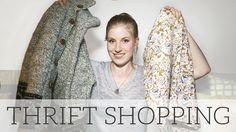 Second Hand & Thrift Shopping Tips | eco fashion, haulternative