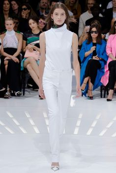 Christian Dior Spring 2015 Ready-to-Wear Fashion Show - Lis van Velthoven (Women)