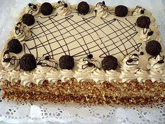 Torta moka Hoy vamos a enseñarles como hacer una riquisima torta moka ! Esta es una de las tortas ma