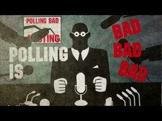 How Political Polls Work: Civics in a Minute #VIDEO
