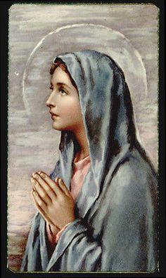 santino-holy card ediz. FB serie SAV n.10 S.MARIA