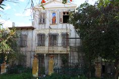 A wonderful old house in the Acropolis outskirts