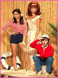 Modern Family as Gilligan's Island