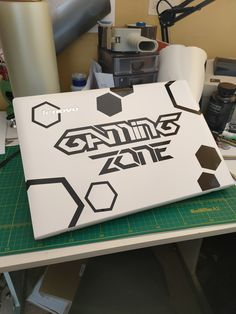 This is a set of stickers for decorating laptop lid. Only for real gamers Car Stickers, Car Decals, Laptop Stickers, Game Room, Spice Things Up, Decorating, Games, Prints, Decor