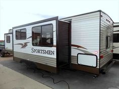 2016 New K-Z Sportsmen Show Stopper S282BHSS Travel Trailer in Missouri MO.Recreational Vehicle, rv, 2016 K-Z Sportsmen Show Stopper S282BHSS, We are thrilled to be partnered with K-Z RV to bring the Sportsmen line of travel trailers to the St. Louis area.  K-Z has been manufacturing RVs since 1972.  With Sportsmen, K-Z has had a long history of providing high quality, innovative RVs - but at budget friendly price.    The Show Stopper model line is designed to do just what its name…