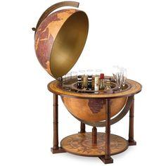 """Zoffoli Gea Large Bar Globe """"Virgo"""""""