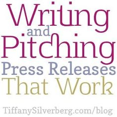 how to create effective content for a press release