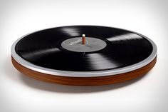 Reducing the turntable to its most basic elements, the Miniot Wheel Turntable cleverly hides its components behind the record itself. An electronically-stabilized belt drive spins the heavy aluminum platter at a perfect 33.3 rpm, while the outer ring secures the...