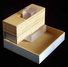 Groningen, Netherlands Viviendas En Groningen - De Linie Nieto Sobejano Arquitectos, architectural model, maquette, maqueta, modulo