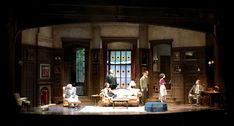 The Mousetrap. The M - The Mousetrap. The Maltz Jupiter Theatre. Scenic design by Michael Schweikardt. Stage Set Design, Set Design Theatre, Old Globe, Shakespeare Theatre, Public Theater, Fiddler On The Roof, Little Shop Of Horrors, Daddy Long, Guys And Dolls