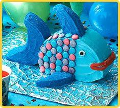 Fish Birthday Cake Instructions The Best Cake Of 2018