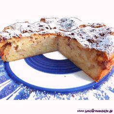 Apfelkuchen sehr fein French Toast, Breakfast, Food, Bakken, Treats, Essen, Morning Coffee, Meals, Yemek