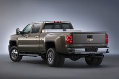 2015 chevy truck | 2015 Chevrolet Silverado HD, 2015 GMC Sierra HD Photo Gallery
