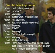 Funny lol -- Getting Married Dad Daily Funny jokes Wedding Quotes, Wedding Humor, Wedding Speeches, Got Married, Getting Married, Married Life, Funny Images, Funny Pictures, Funny Pics