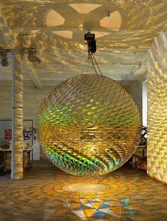 Spherical space • Artwork • Studio Olafur Eliasson